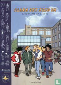 Clara zet zich in - Democratie op school / Clara s'engage - conciliabules & processus démocratique