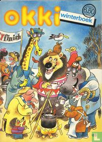 Okki winterboek