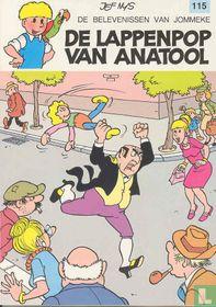 De lappenpop van Anatool
