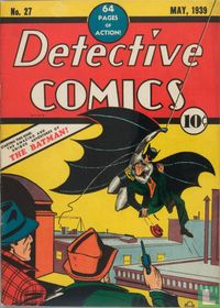 Detective Comics 27