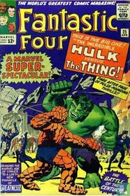 The Hulk Versus The Thing