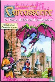 Carcassonne - De draak de fee en de jonkvrouw