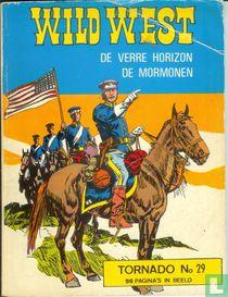 De verre horizon - De mormonen
