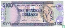 Guyana 100 Dollars