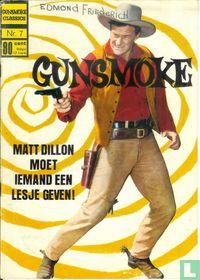 Matt Dillon moet iemand een lesje geven!