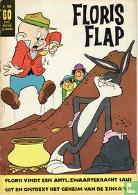 Floris vindt een anti-zwaartekracht saus uit en ontdekt het geheim van de Zinca's!!