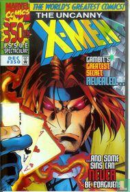 The Uncanny X-Men 350