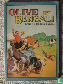 Olive et Bengali font le tour de France