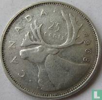 Canada 25 cents 1968 (zilver) kopen