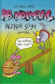 AB NORMAAL Agenda 93-94