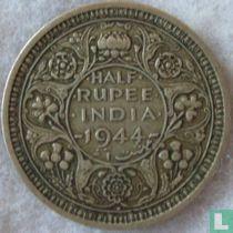 Brits-India ½ rupee 1944 (Bombay)