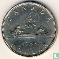 Canada 1 dollar 1968
