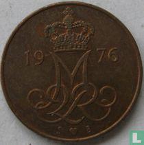 Denemarken 5 øre 1976
