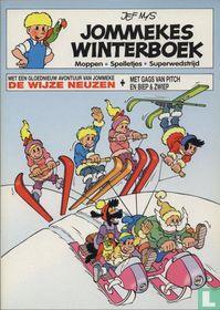 Jommekes Winterboek