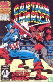 Captain America Annual 12