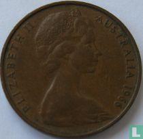 Australië 1 cent 1966