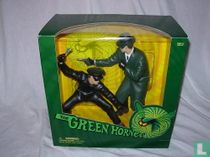 """Kato and The Green Hornet"" Collectible PVC Figures Medicom"