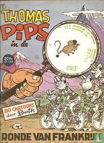 Thomas Pips in de Ronde van Frankrijk 1