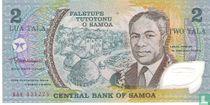 Samoa 2 Tala ND (1990)