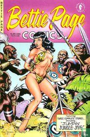 Bettie Page comics