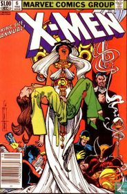 Uncanny X-Men Annual 6 [1982]