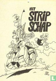 Stripschapkalender 1974