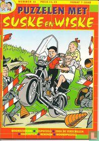 Puzzelen met Suske en Wiske 15