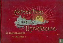 Exposition Universelles 1900 - 50 photogravures de ND Phot