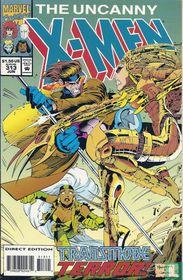 The Uncanny X-Men 313