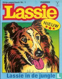 Lassie in de jungle