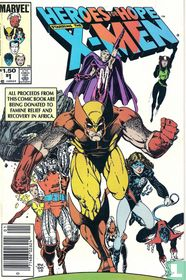 Heroes for Hope, starring the X-Men 1