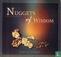 Nuggets of wisdom
