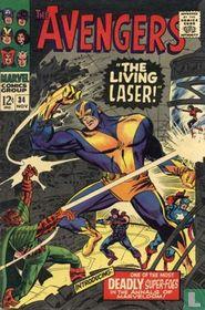 The Living Laser!