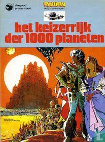 Het keizerrijk der 1000 planeten