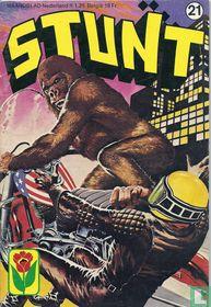 King Kong breekt los