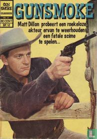 Matt Dillon probeert een roekeloze akteur ervan te weerhouden een fatale scène te spelen...