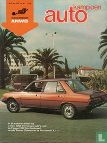 Autokampioen tijdschriftencatalogus