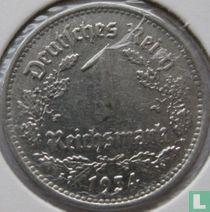 Duitse Rijk 1 reichsmark 1934 (G)