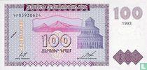 Armenië 100 Dram 1993