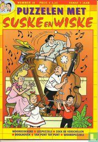 Puzzelen met Suske en Wiske 19