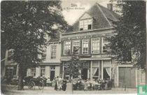 L´Ecluse. Hotel ´t Hof van Brussel