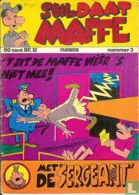 't Zit de Maffe wéér 's níet mee!
