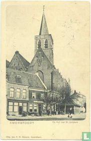 St. Joriskerk (met grossier suikerwerken en bier- en koffiehuis)