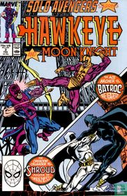 Solo Avengers - Hawkeye and Moon Knight