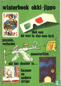 Winterboek Okki - Jippo 1980