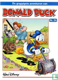 De grappigste avonturen van Donald Duck 24