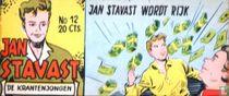 Jan Stavast wordt rijk