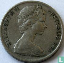 Australië 10 cents 1966