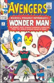 The Coming Of The...Wonder Man!