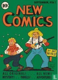 Adventure Comics 8